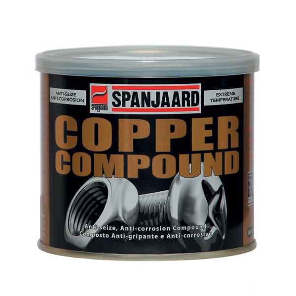 Spanjaard Copper Compound Tin 500g - 50 520 500