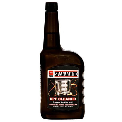 Spanjaard Diesel Particulate Filter Cleaner Amber 375ml - 52 710 260