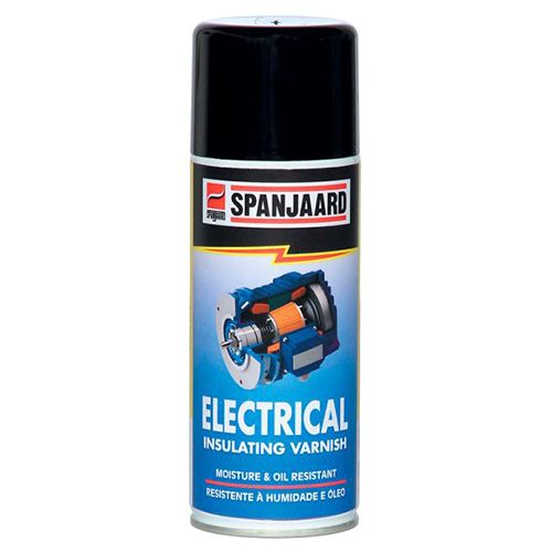 Spanjaard Electrical Insulating Varnish Red 350ml - 50 130 300