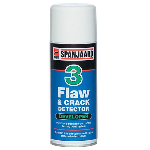 Spanjaard #3 Developer Flaw & Crack Detector 350ml - 51 188 300