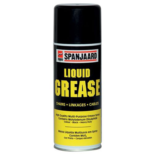 Spanjaard Liquid Grease Spray 400ml - 52 340 350