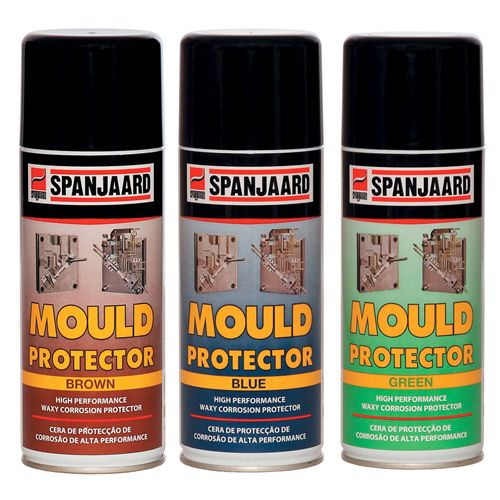 Spanjaard Mould Protector Spray Brown 400ml - SPN0385