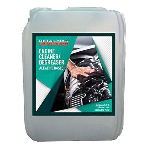 Spanjaard Solvent Based Engine Cleaner and Degreaser 5l - SPNECD5
