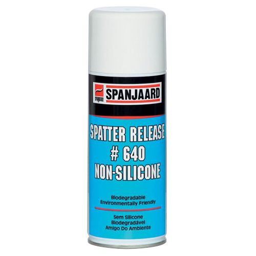 Spanjaard Spatter Release Non-silicone Spray #640 400ml - 52 601 403