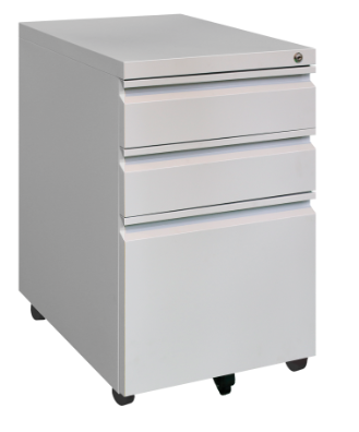 Spe 3 Drawer Mobile Filing Cabinet MP-666