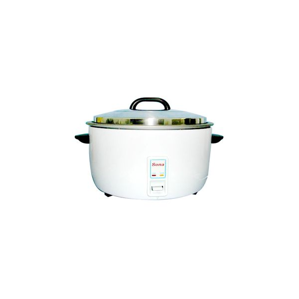 Sona 10l Commercial Rice Cooker (alloy) SRC 2100A