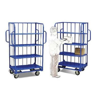 Stocky Picking Trolley 500kg