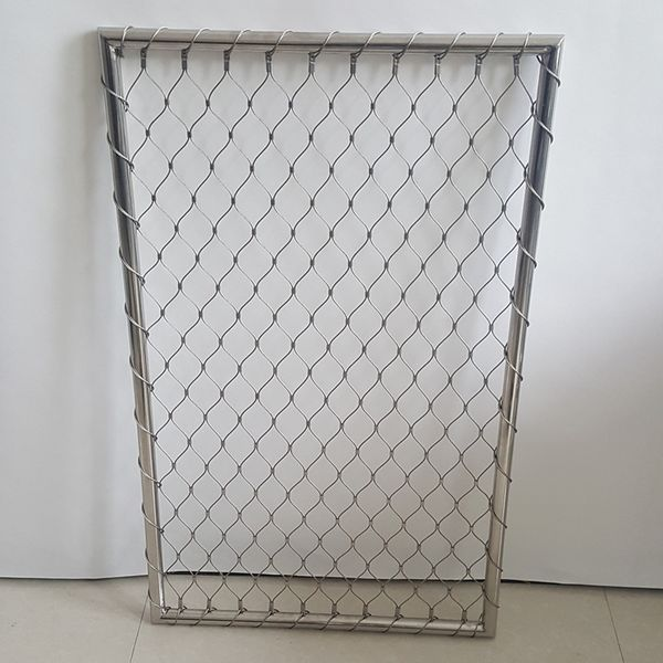 Stainless Steel Ferruled Cable Mesh Singapore - Eezee