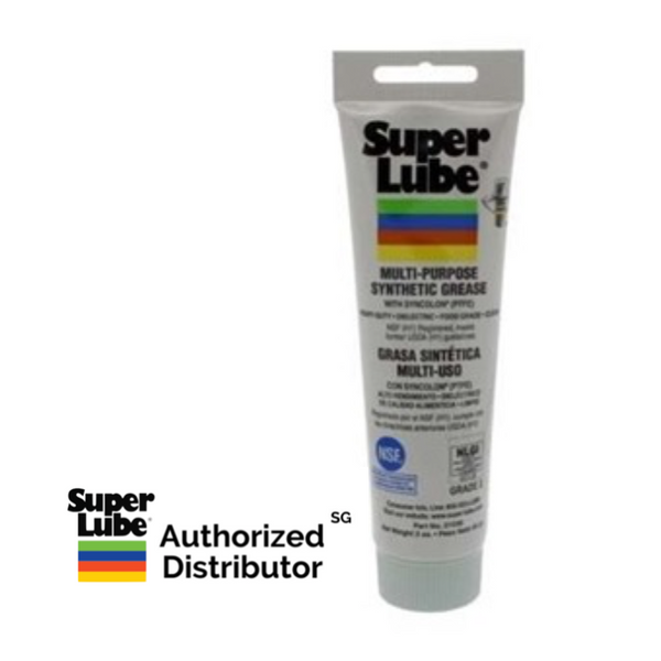 Super Lube Multi-purpose Synthetic Grease With Syncolon (ptfe) - 21030