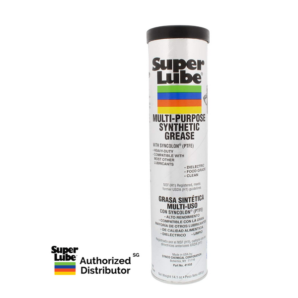 Super Lube Multi-purpose Synthetic Grease With Syncolon® (ptfe) - 41150