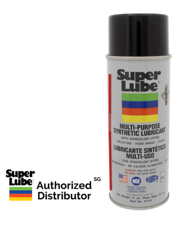 Super Lube Multi-purpose Synthetic Lubricant With Syncolon® (ptfe) - 31110