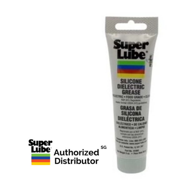 Super Lube Silicone Dielectric Grease - 91003