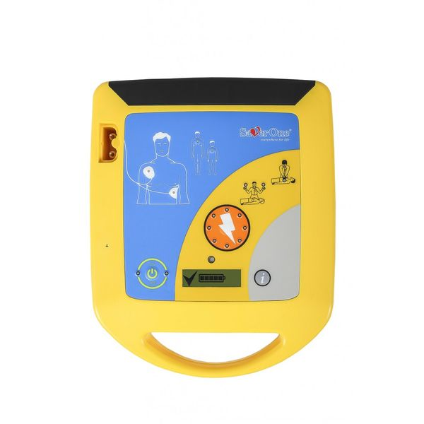 Supply Aed & First Aid Signages Saver One® Aed Semi-automatic