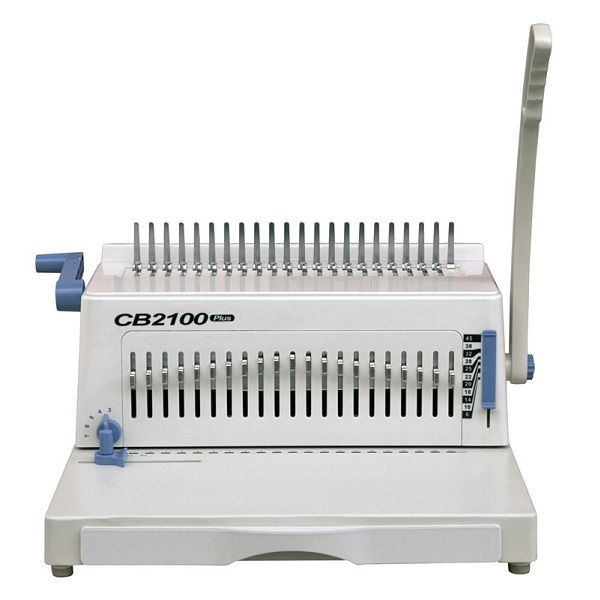Binding Machine - Plastic Comb - $ 259