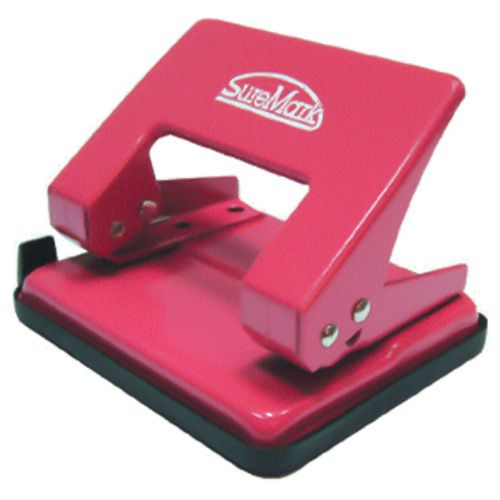 Suremark 2-hole Puncher With Guide SQ7621G