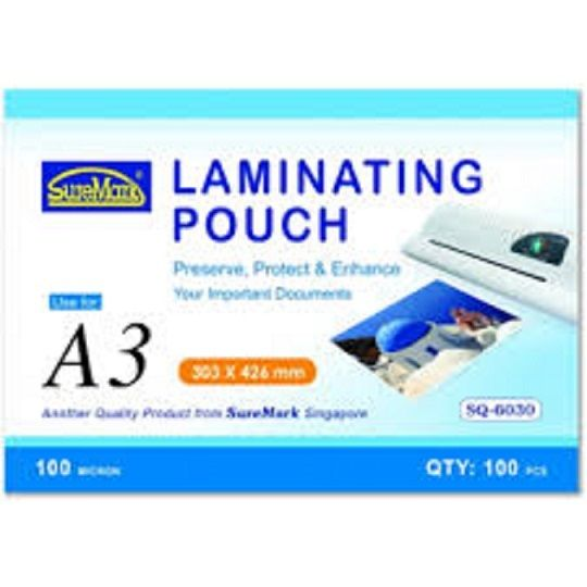 Laminating Pouch A3