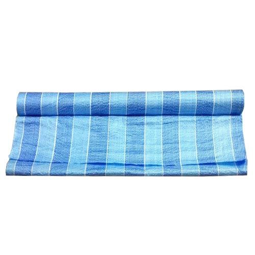 Sy Canvas Roll Blue/white
