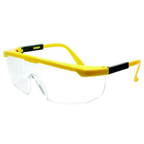 Sy Safety Spectacles Yellow/clear