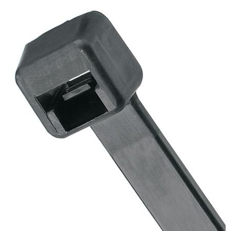 T&b Cable Tie Black 7.6x370mm