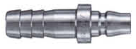 NKC/Japan - 22PH (Hose Nipple) 1/4in Quick Coupler Plug