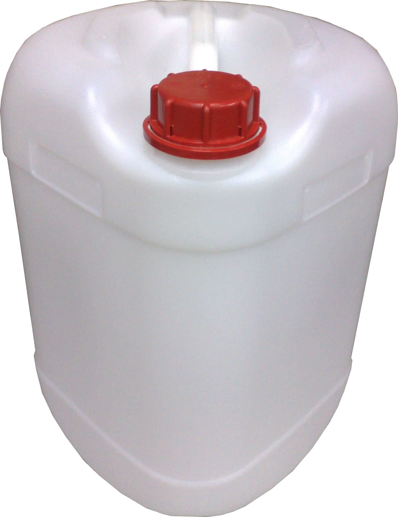 25-LITRES HIGH DENSITY POLYETHYLENE (HDPE) JERRICAN