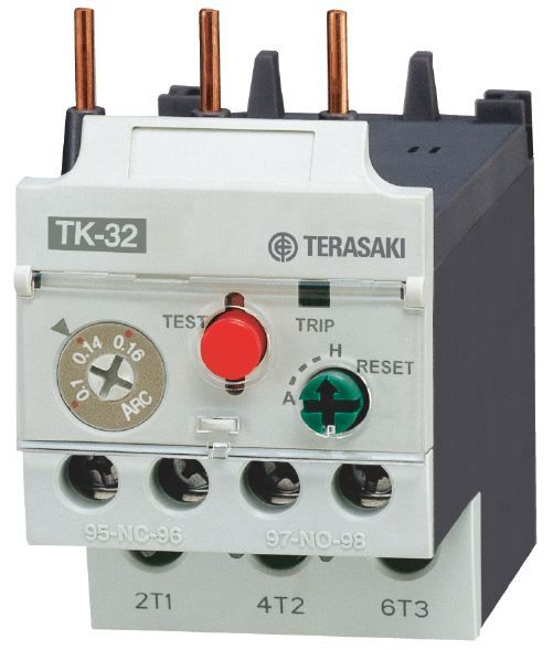 Terasaki TK-32e Thermal Overload Relay