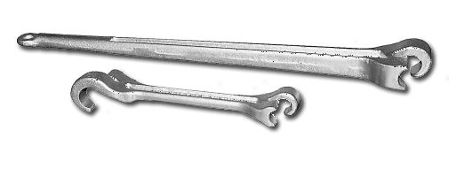 """Titan Series Wrench Gearench Surgrip Valve Wheel Wrench S/e 27"""""""