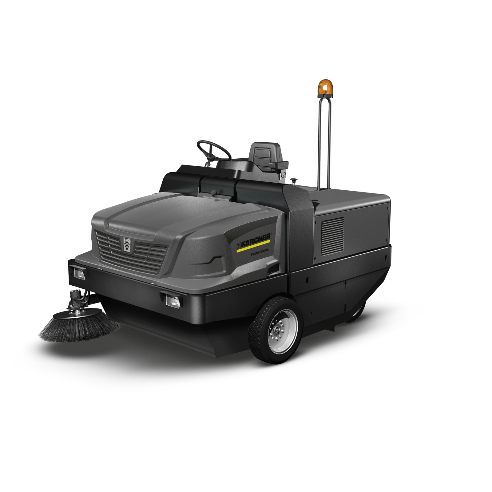 Karcher Ride on Sweepers KM 170/600 R D