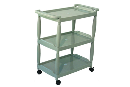 Toyogo 3 Tier Push Cart 889 (pack of 2 Units)