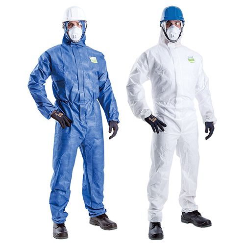 Ultitec 1000l Lightweight Disposable Coverall
