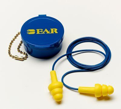 Ultrafit W/cord Casing Earplug