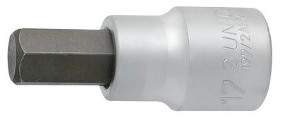 "Unior Hexagonal Screwdriver Socket 3/4"" 197/2ahx"