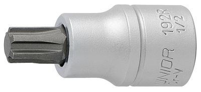 """Unior Screwdriver Socket 1/2"""" With Ribe Profile 192/2r"""
