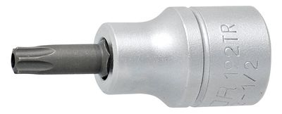 "Unior Screwdriver Socket 1/2"" With Tx Profile and Hole 192/2tr"