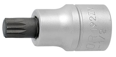 "Unior Screwdriver Socket 1/2"" With Zx Profile 192/2zx"