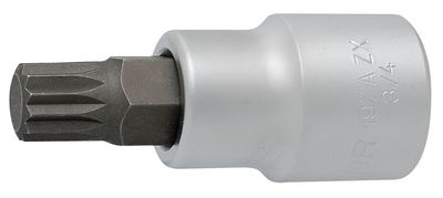 "Unior Screwdriver Socket 3/4"" With Zx Profile 197/2azx"