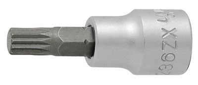 "Unior Screwdriver Socket 3/8"" With Zx Profile 236/2zx"
