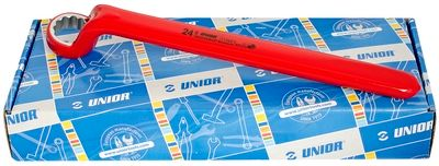 Unior Set of Insulated Single Offset Ring Wrench in Carton Box 180/2VDEDPCB