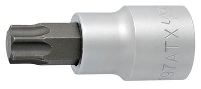"Unior Screwdriver Socket With Tx Profile 3/4"" 197/2atx"