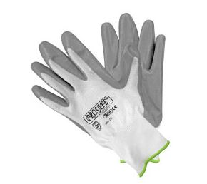 Prosafe Grey Nitrile Coated Gloves GRIP-27 (1 Dozen)