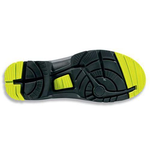 Uvex Lightweight Black/yellow Safety