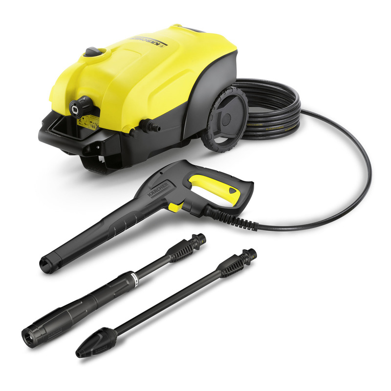 Karcher Outdoor Pressure Washer K4 Compact