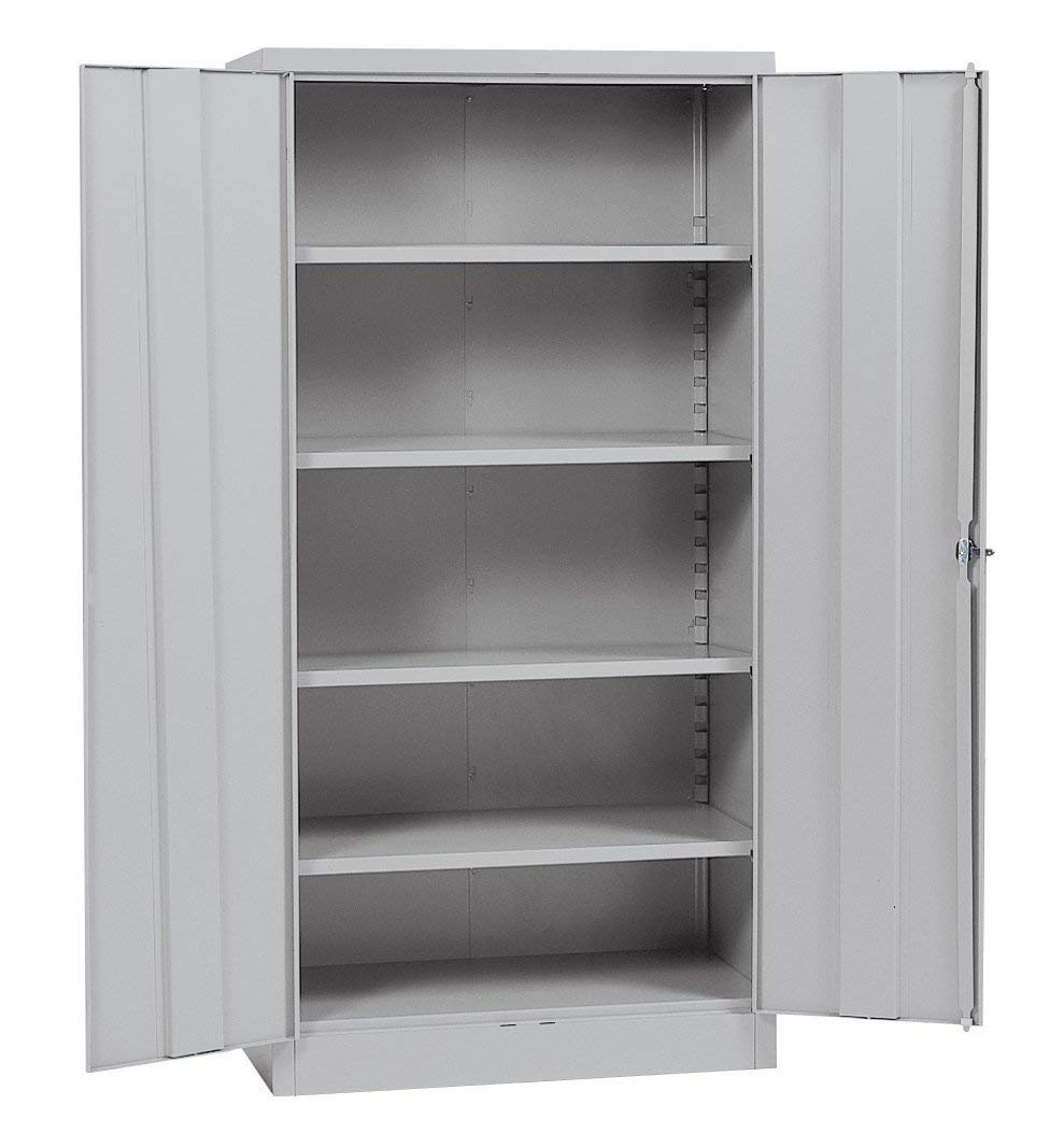 Sc Steel Cabinet With Adjustable Shelves SMC-FH204