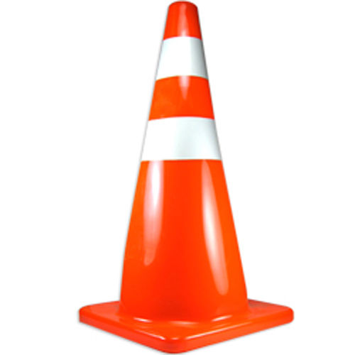 Hy Traffic Cone With Reflective