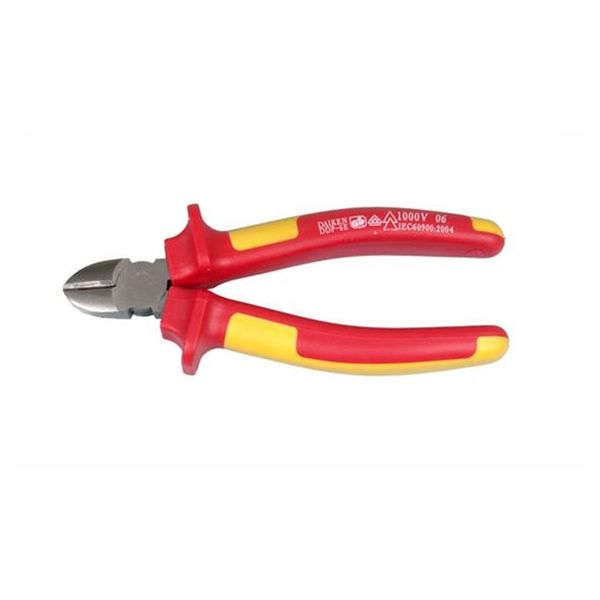 """Vde Insulated Diagonal Side Cutter 6""""/ 160mm"""