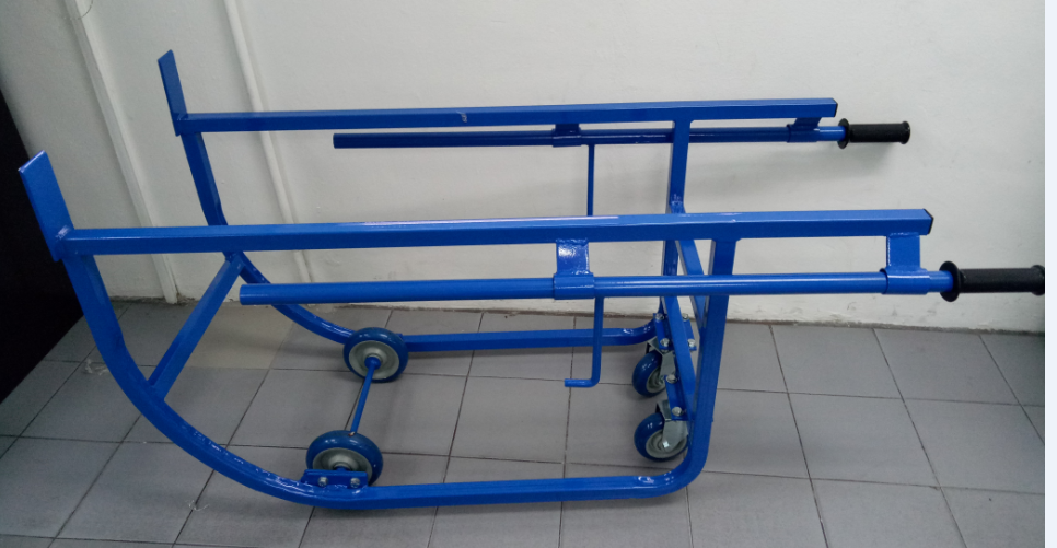 Stocky Manual Drum Stand 270kg SDT-55