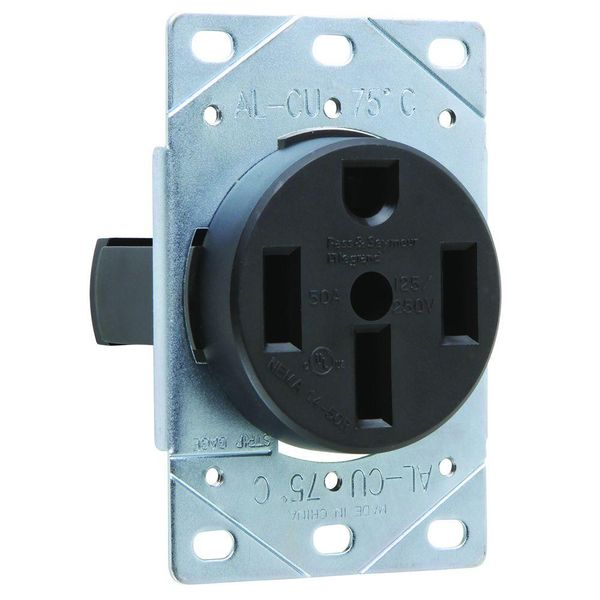 Vistar 380v Industrial Wall Panel Socket 4p