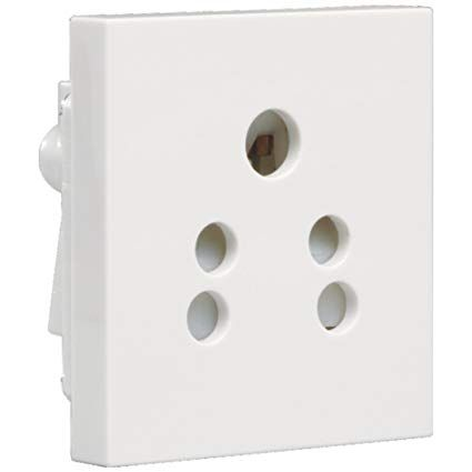 Vistar 380v Industrial Wall Panel Socket 5p