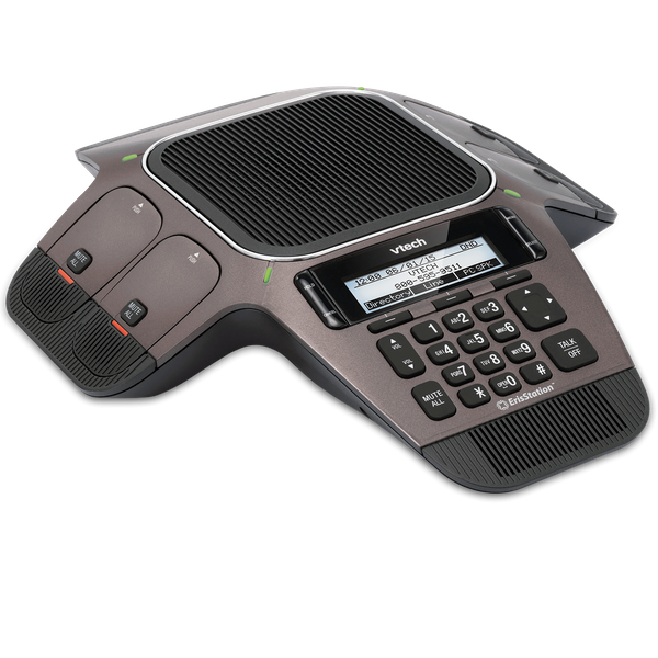 Vtech VCS754A Erisstation® Sip Conference Phone With Four Wireless Mics