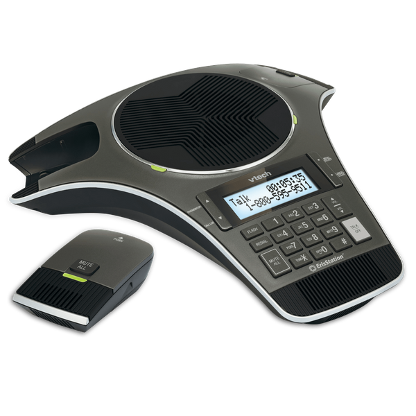 Vtech VSC702A Erisstation® Conference Phone With Two Wireless Mics